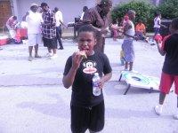 Youth enjoying the RAGE Father's Celebration Day