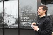 See Potential @Kusanya Cafe Installation Party