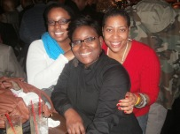 RAGE Members at Ald. Sawyer Holiday Party
