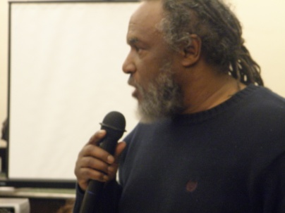 Orrin Williams at Real Talk