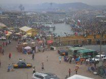President of RAGE - Aysha Butler travels to Ghana