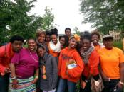 RAGE with Project Orange Tree at Peace Rally 2013