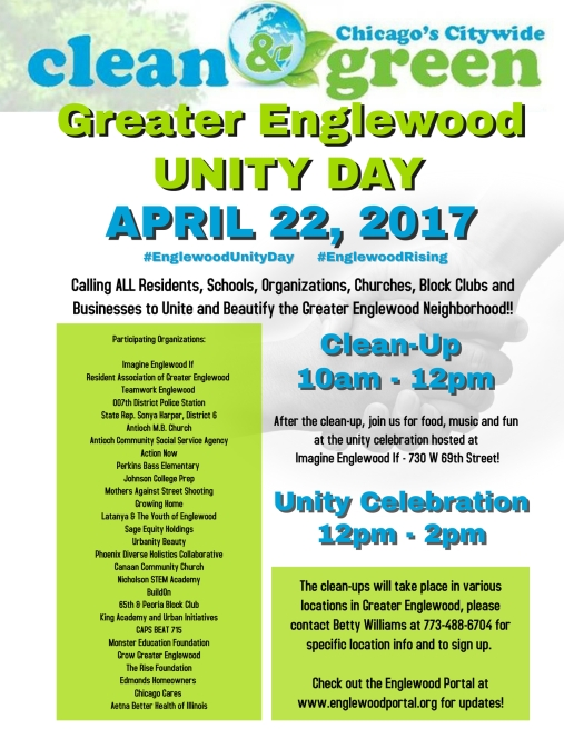 Greater Englewood Unity Day Flyer (2)