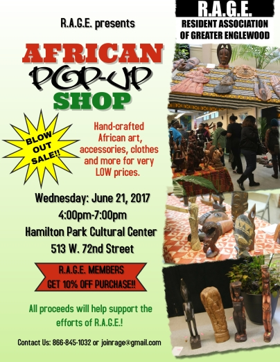 African Pop-up Shop - June 21st (3)