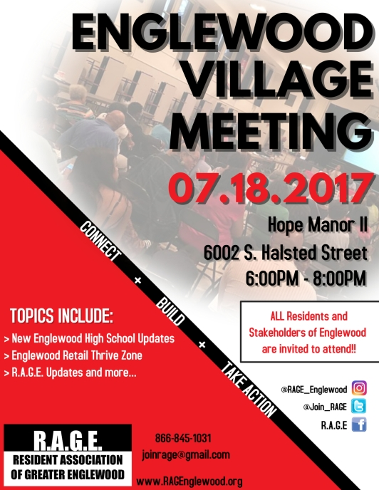 July Englewood Village Meeting (2)