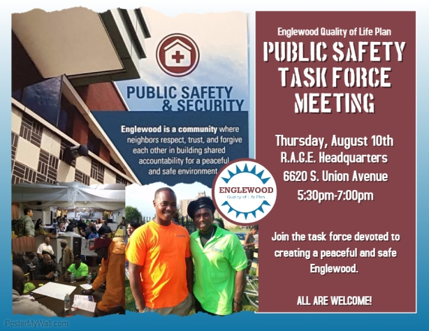 Public Safety Task Force - August 10