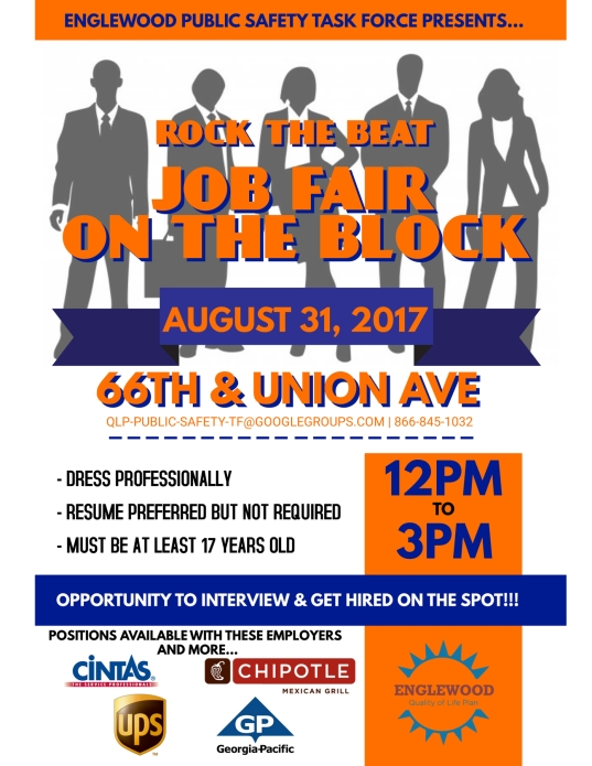 ROCK THE BEAT - JOB FAIR