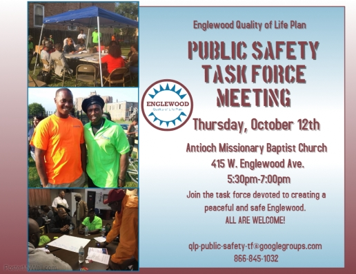 Public Safety Task Force - Oct 12th