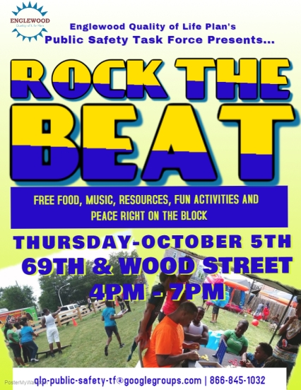 Rock the Beat - Oct 5th
